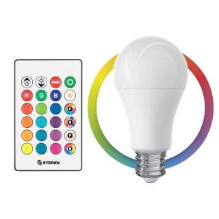 Foco LED RGB