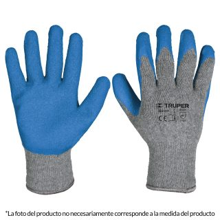 Guantes textiles